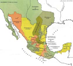 a pre spanish history of mexico