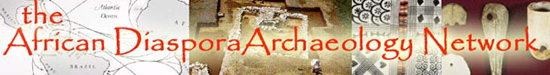African Diaspora Archaeology Network title image